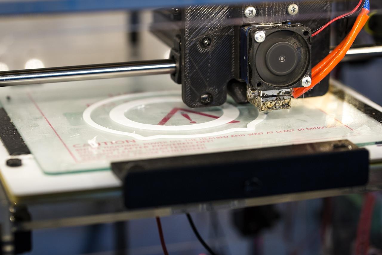 3D nyomtatás?